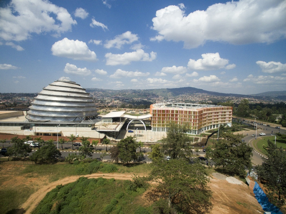 KIGALI CONVENTION CENTER